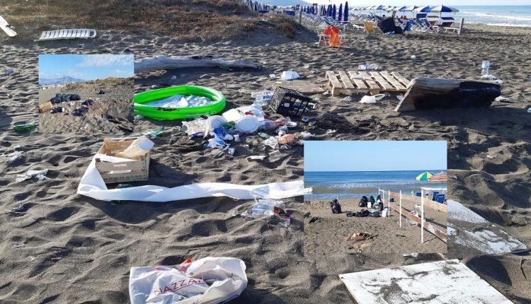 Persiste l'inquinamento del Ferragosto sul litorale casertano - di Alessandro Fedele