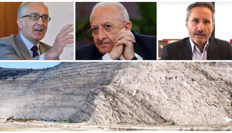 CASERTA. Vicenda cave, la FilCa Cisl chiede incontro urgente a De Luca, Bonavitacola e Marino
