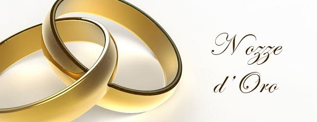 L'ANGOLO DEGLI AUGURI. Nozze d'oro per Nandino Loreto e la sua consorte