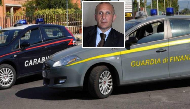 Tra i nomi degli indagati spunta anche quello di Martino Valiante, ex consigliere comunale di Santa Maria Capua Vetere