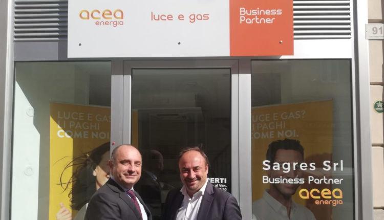 Acea Energia Service&Business Partner apre a Santa Maria Capua Vetere