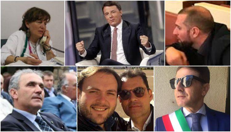 Comune di Caserta. Sotto l'asse Caputo - Bosco nasce il nuovo gruppo consiliare Italia Viva