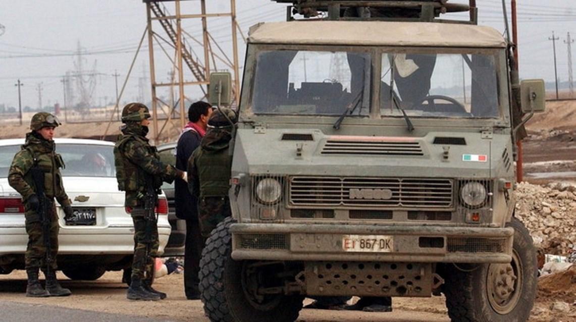 Iraq, scoppia ordigno e 5 militari italiani restano feriti: tre sono gravi