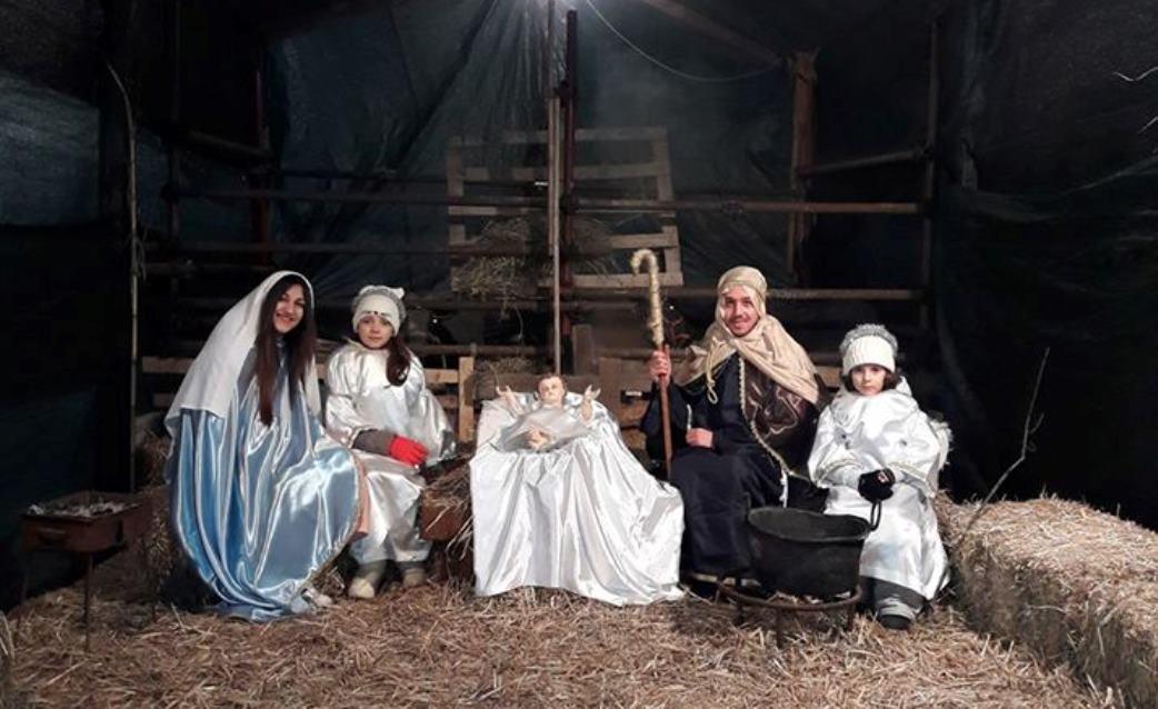 Foto Del Presepe Di Natale.Al Via La Decima Edizione Del Presepe Vivente Nell Ambito Di