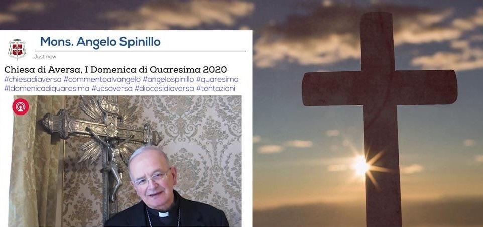 Prima Domenica Di Quaresima 2020 Commento Al Vangelo Di Mons